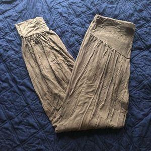 Pants - 💥LAST CHANCE💥 Gray Harem yoga pants